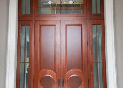 Custom-Entry-Door