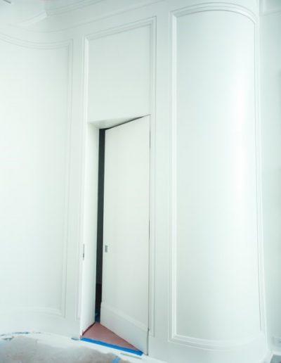 Hidden-Interior-Door
